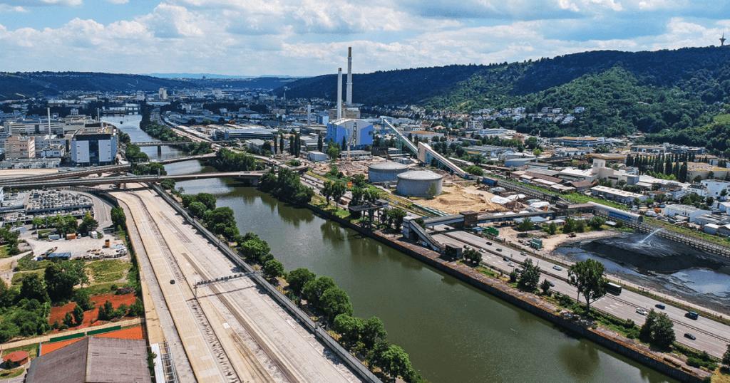 Utopie oder Wirklichkeit? Die Stadt am Fluss in Stuttgart-Ost