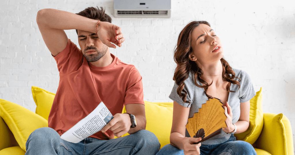 Mietminderung bei überhitzter Wohnung?