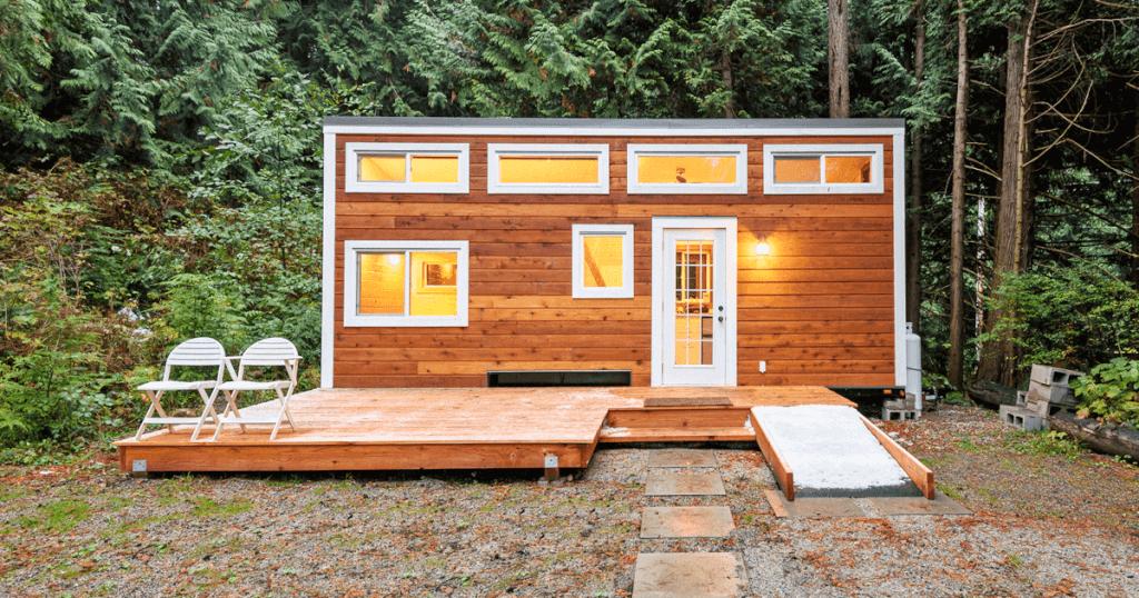 Tiny House und Mikroapartment - Wohnen auf wenigen Quadratmetern