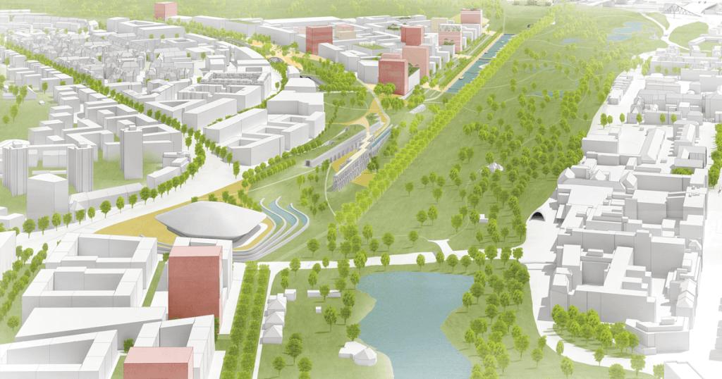 Rosensteinviertel Stuttgart - Zukunftsorientiert Leben, Wohnen und Arbeiten