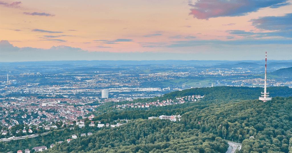 Stadtbezirk Degerloch - mehr als die Heimat des Fernsehturms