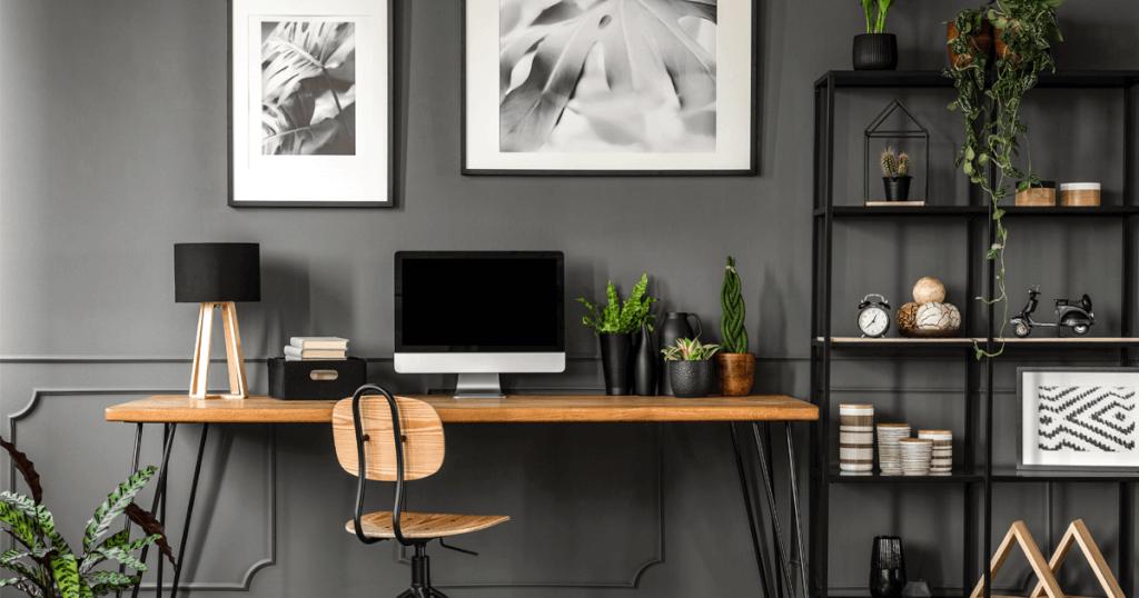 Home-Office einrichten – 6 Tipps für den Arbeitsplatz daheim
