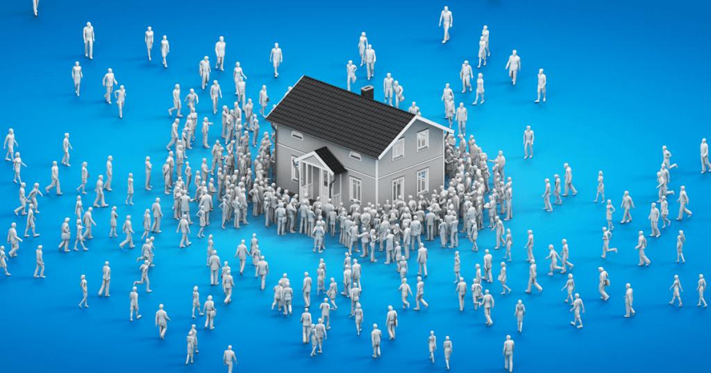 8 TIPPS - Immobilie kaufen auf einem hart umkämpften Markt