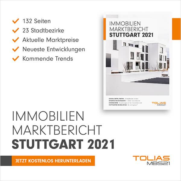 Immobilienmarktbericht Stuttgart 2021