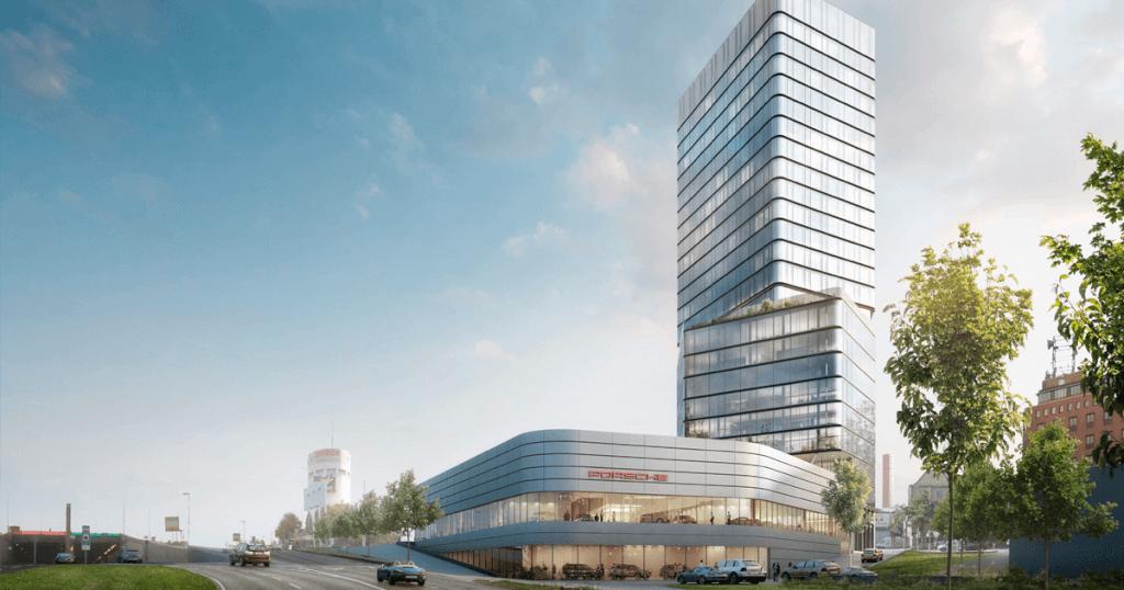 Porsche Design Tower – Stuttgart bekommt ein neues Wahrzeichen