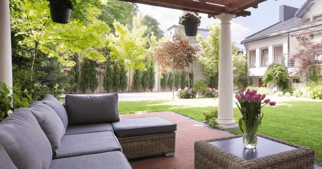 Die Geschichte des Gartens + 10 Tipps zum Garten verschönern