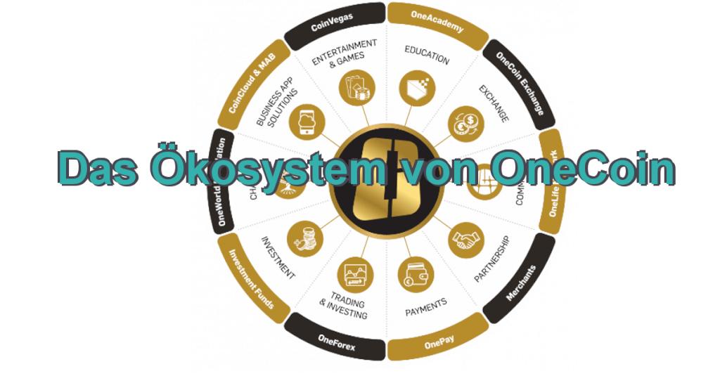 Das Ökosystem von OneCoin
