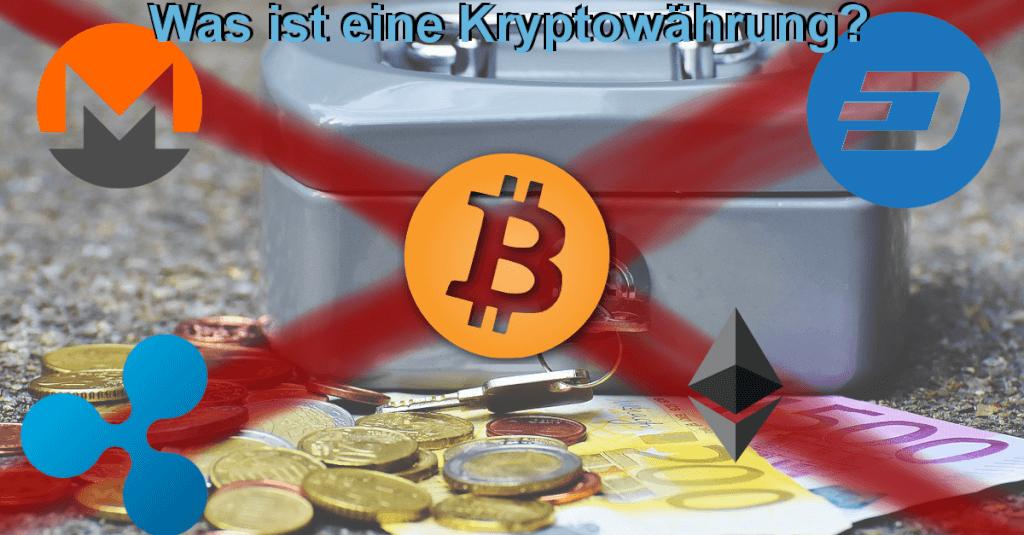 Was ist Kryptowährung - digitales Geld