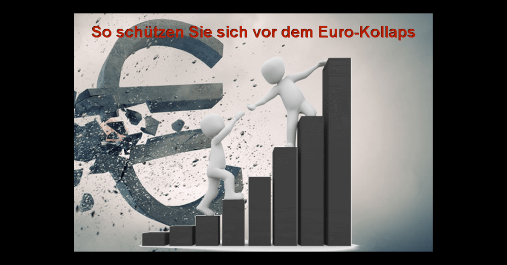 So schützen Sie Ihr Geld vor der Euro-Krise