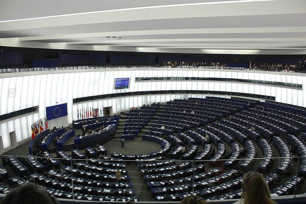 Kryptogeld und das EU-Parlament