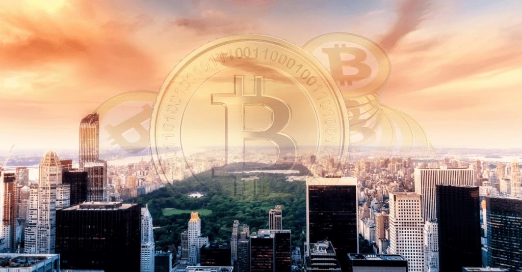 Manhattans Immobilienmarkt - Immobilien kaufen mit Bitcoin?
