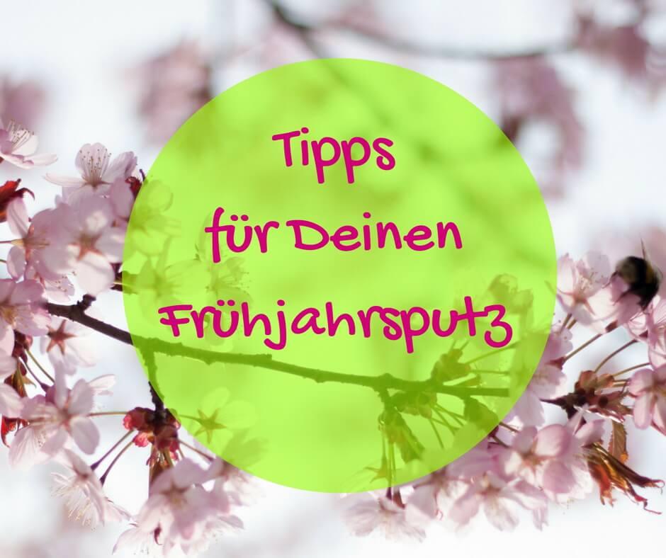 Tipps, Damit Der Frühjahrsputz So Richtig Spaß Macht!