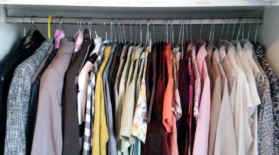 Kennst Du den Inhalt Deines Kleiderschranks?
