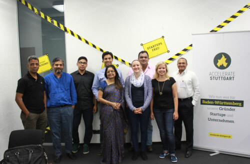 Accelerate Spaces_South Asian Delegation