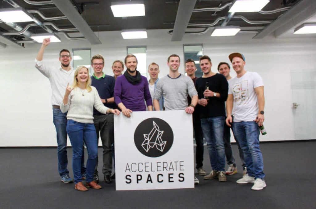 Unsere Startups im ersten Accelerator-Programm stellen sich vor