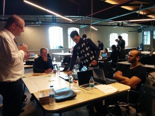 Mentoring Startup Weekend MENA 2