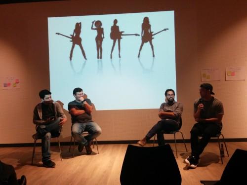 Panel Startup Weekend MENA
