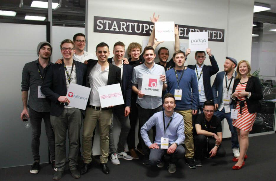 Geschafft – Das erste Accelerator-Programm in Stuttgart schließt mit erfolgreichem Demo Day ab