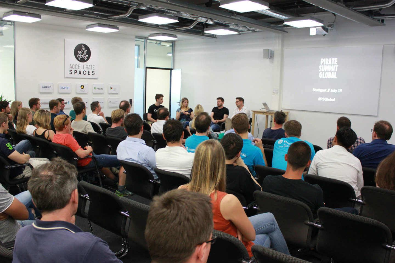 Pirate Summit Stuttgart on July 19, 2016 – Reparando takes home wildcard