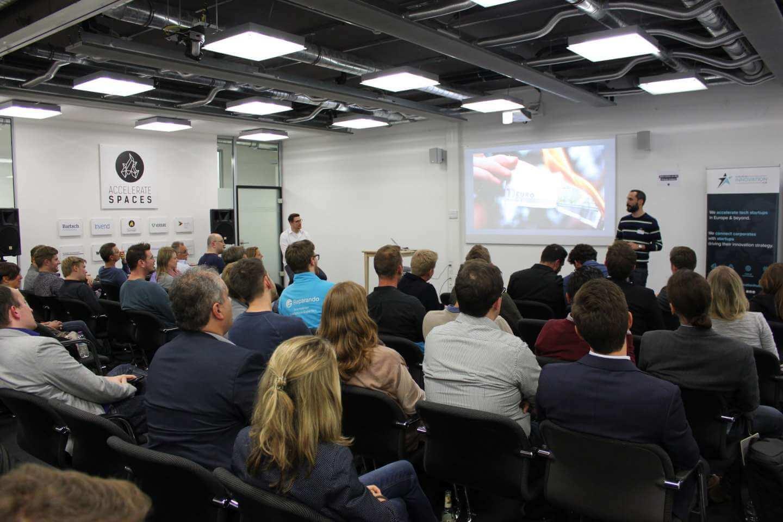 Corporate Startup Meetup #5 am 12.10.16: Berliner und Stuttgarter Startups stellen sich vor