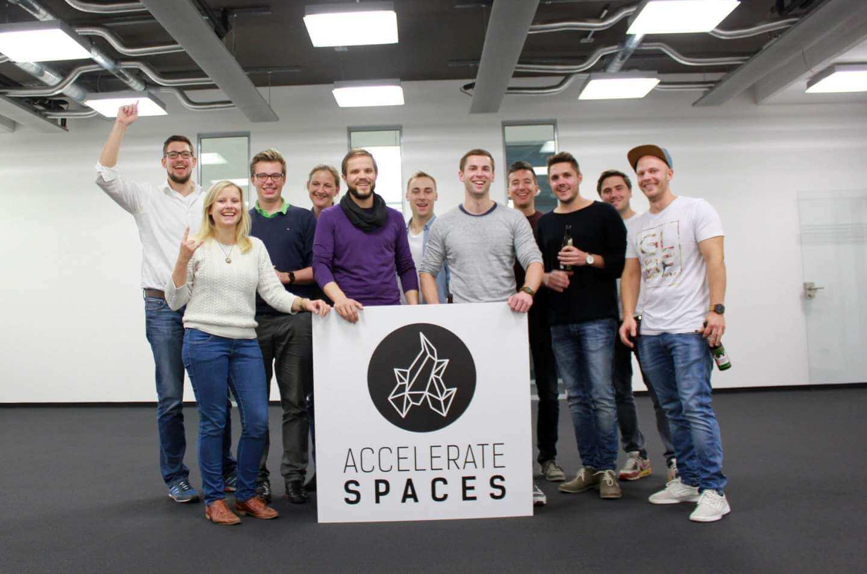 Das war 2016 für die Startups in unserem ersten Accelerator-Programm