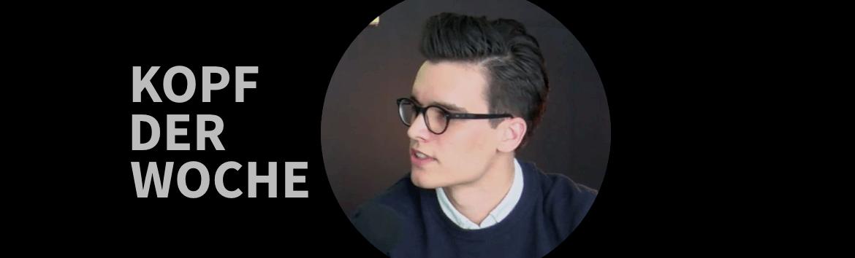 Kopf der Woche – Patrick Perner von Consider James