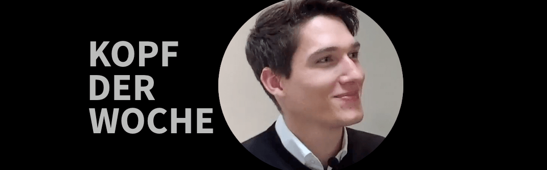 Kopf der Woche – Vincent Osterloh von Reparando