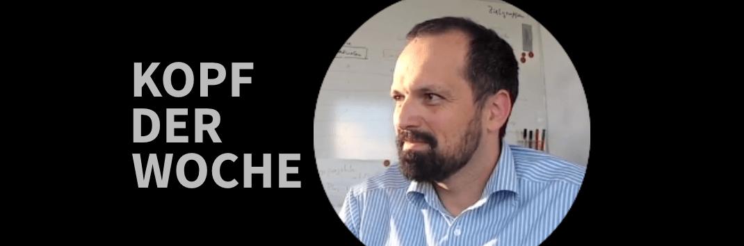 Kopf der Woche – Markus Kleber von Die Ligen