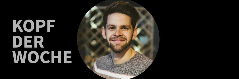 Kopf der Woche – Lukas Kauderer von Startup Willi