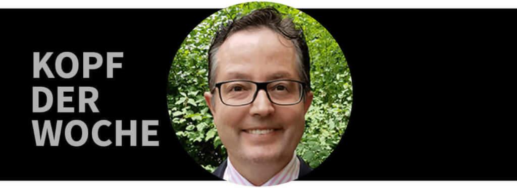 Kopf der Woche - Roman Retzbach vom Future Institute