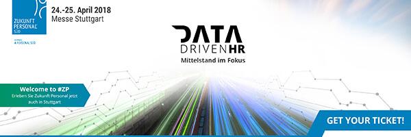 Accelerate Stuttgart auf der Zukunft Personal Süd