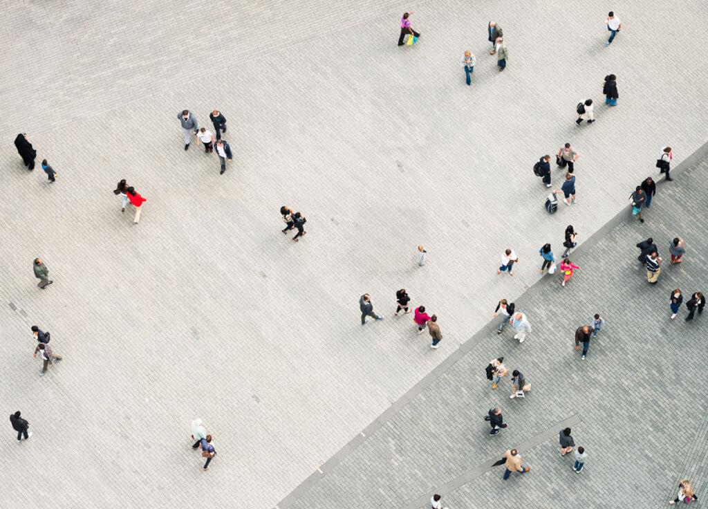 Die 8 wichtigsten Personengruppen und ihre Aufgaben im Rahmen der Besucherverwaltung
