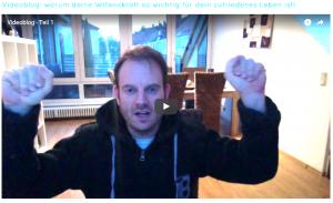 Diefenbach Coaching Videoblog 1 Willenskraft