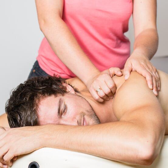 Verspannter Nacken, alles eine Sache der Haltung?