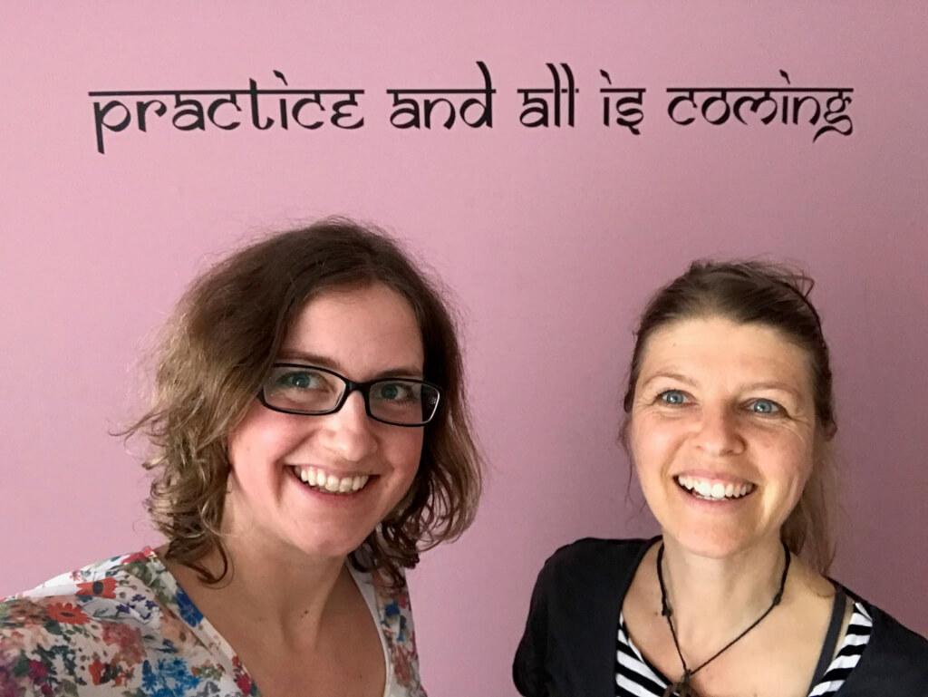 Tanja Steilen und Lisa Mestars, Beckenboden, Körperkunde Podcast