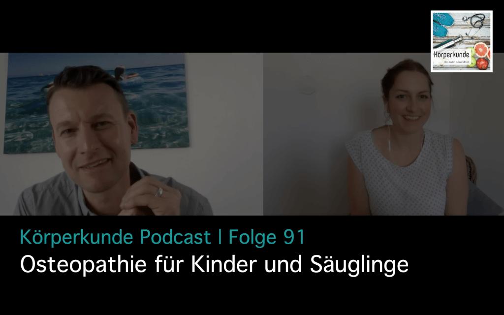 Osteopathie für Kinder und deren Eltern Interview mit Stefan Rieth