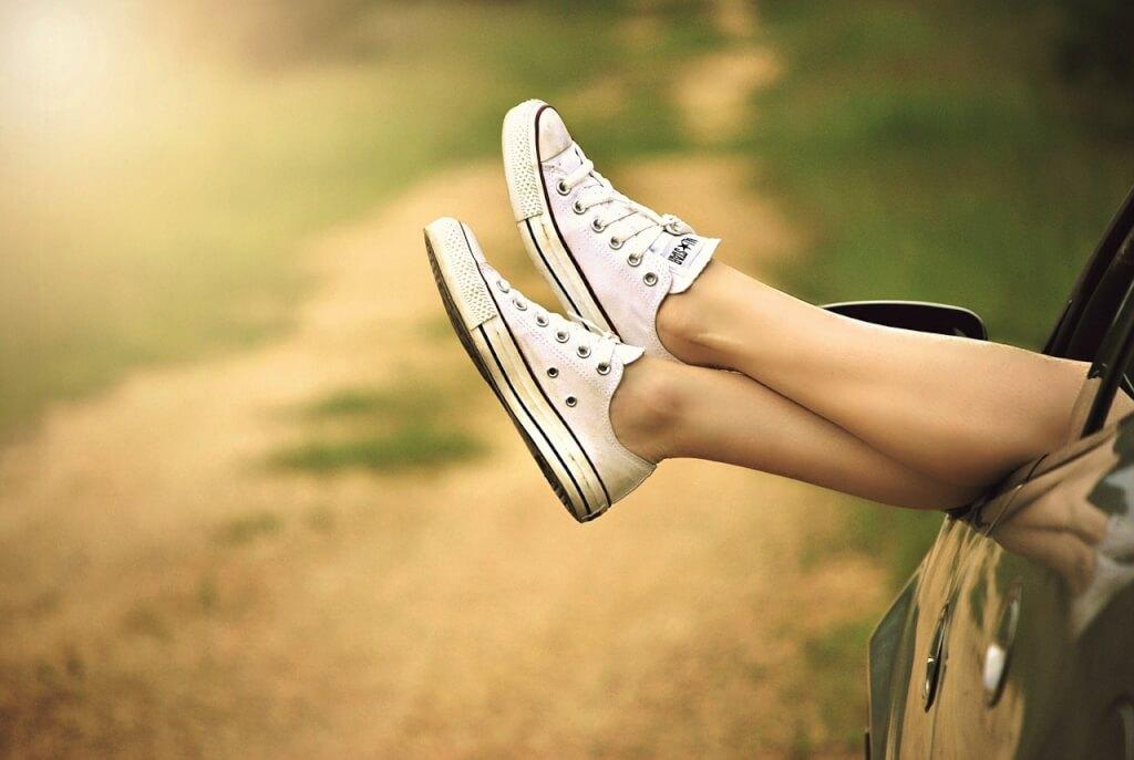 Gesunde Füße - das Fundament für dein Leben 👟