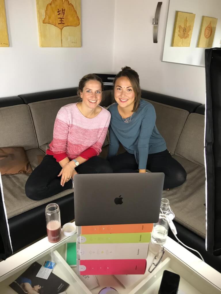 Lachyoga: Lach dich gesund! - Interview mit Inna Bode