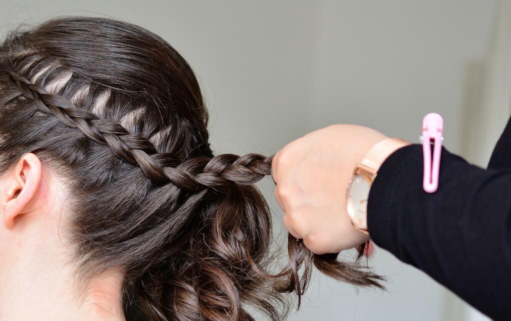 Natürliche Haar- und Körperpflege