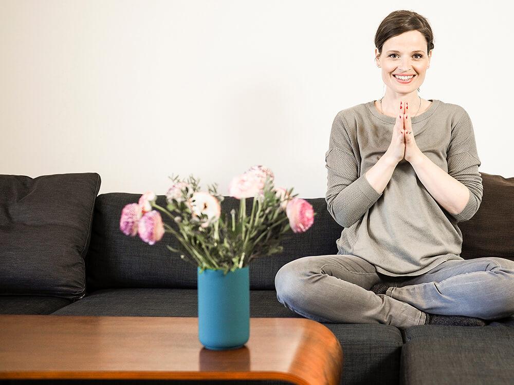 Gewohnheiten verändern - mit Ayurveda zu einem gesunden Leben! Im Interview mit Dana Schwandt