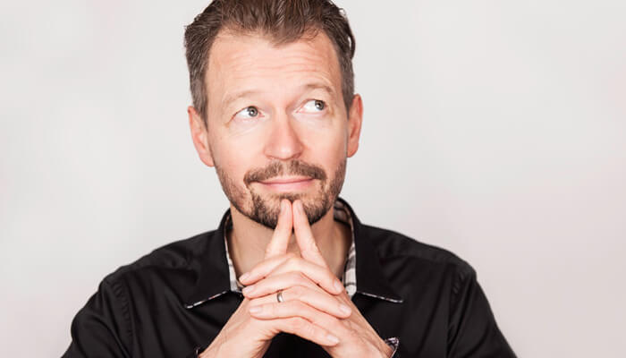 Christian Bremer im Interview bei PeaceLife