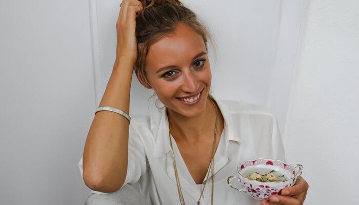 Lass dein Essen dich heilen mit Dr. med. Janna Scharfenberg