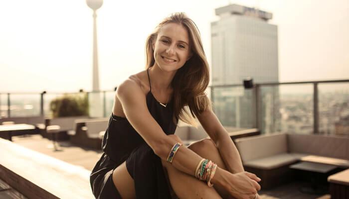 Ohne Shizzle Dizzle durchs PeaceLife mit Laura Malina Seiler