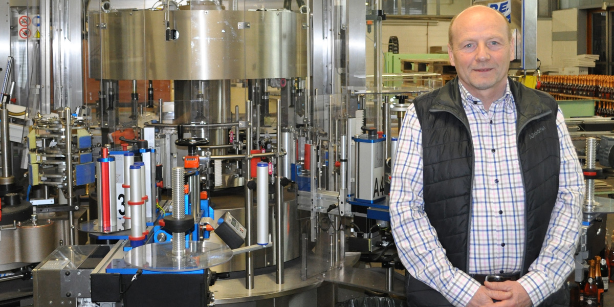 Etikettiermaschine Modular PLUS – Eine gute Investition in die Zukunft