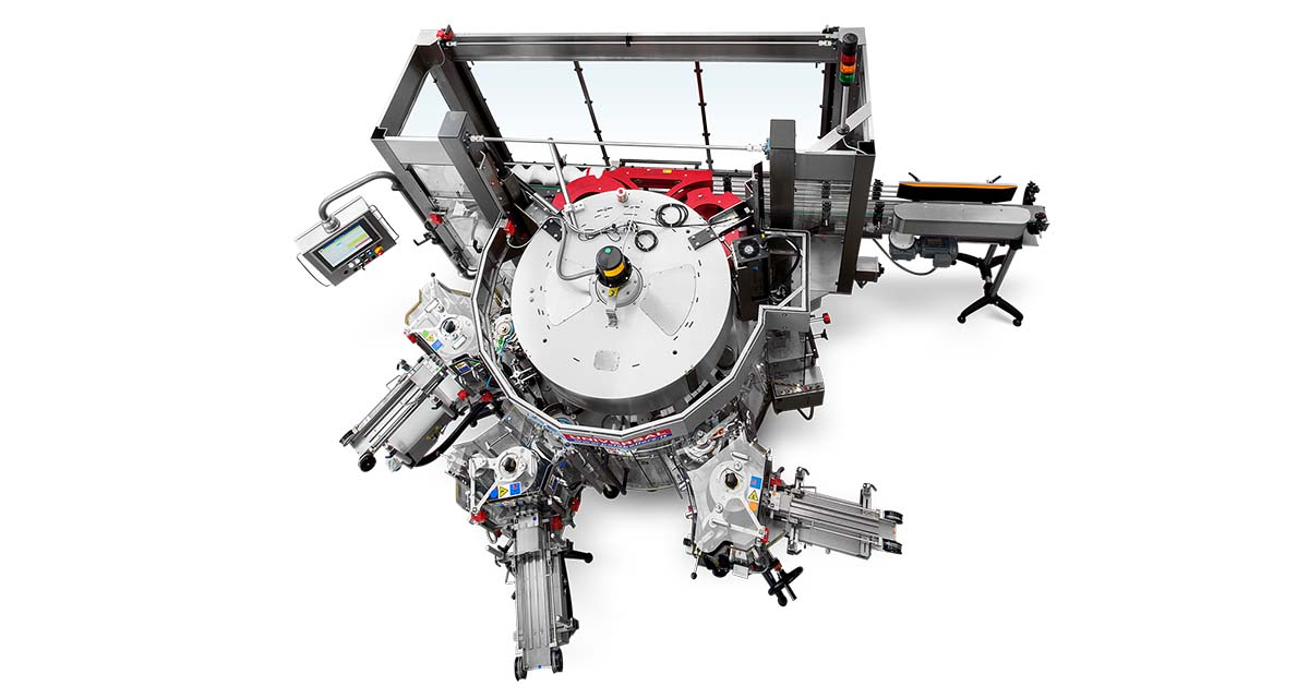 Modular PLUS Ohlig procme gmbh abfuellanlagen etikettiertechnik verpackungsmaschinen