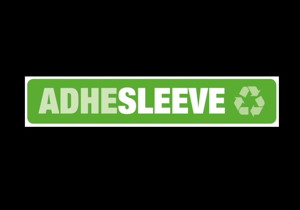 ADHESLEEVE - Etikettieren ohne Leim