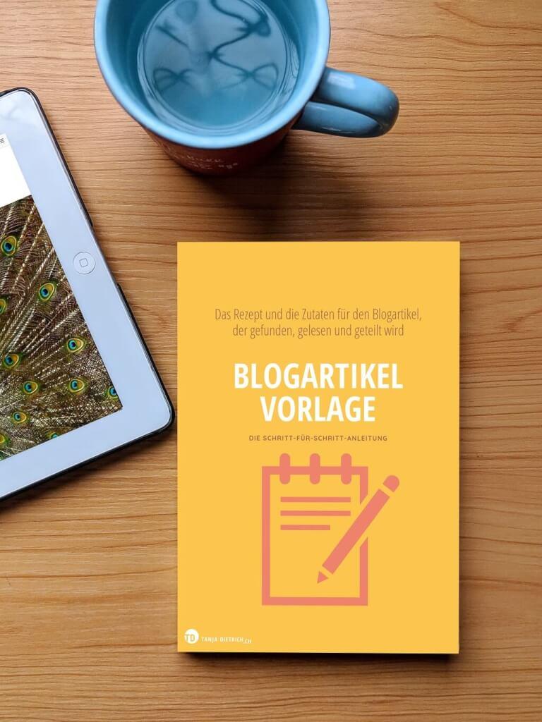 Blogartikel-Vorlage