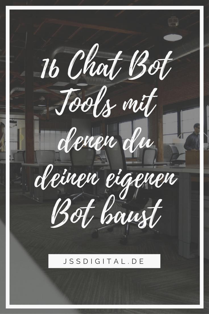 Chatbot erstellen: 18 Tools, mit denen du deinen eigenen Chatbot erstellst