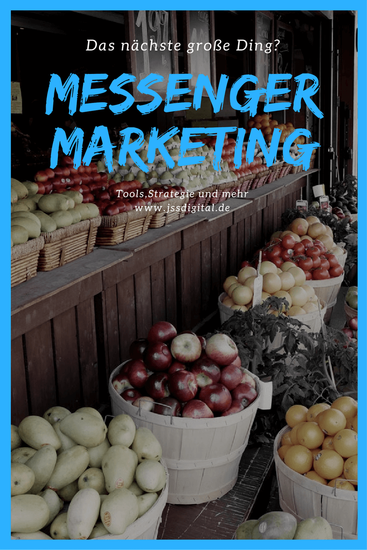 Ist Messenger Marketing das nächste große Ding?
