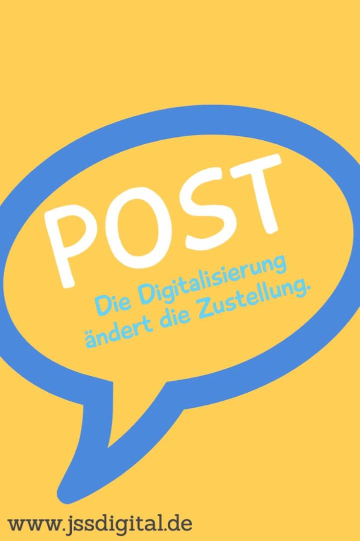 Beitrag: Digitalisierung der Post-Zustellung: So werden Pakete in Zukunft gebracht
